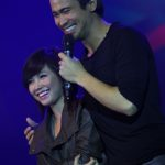 Yeng and Sam in Abreeza Concert by Jojie Alcantara