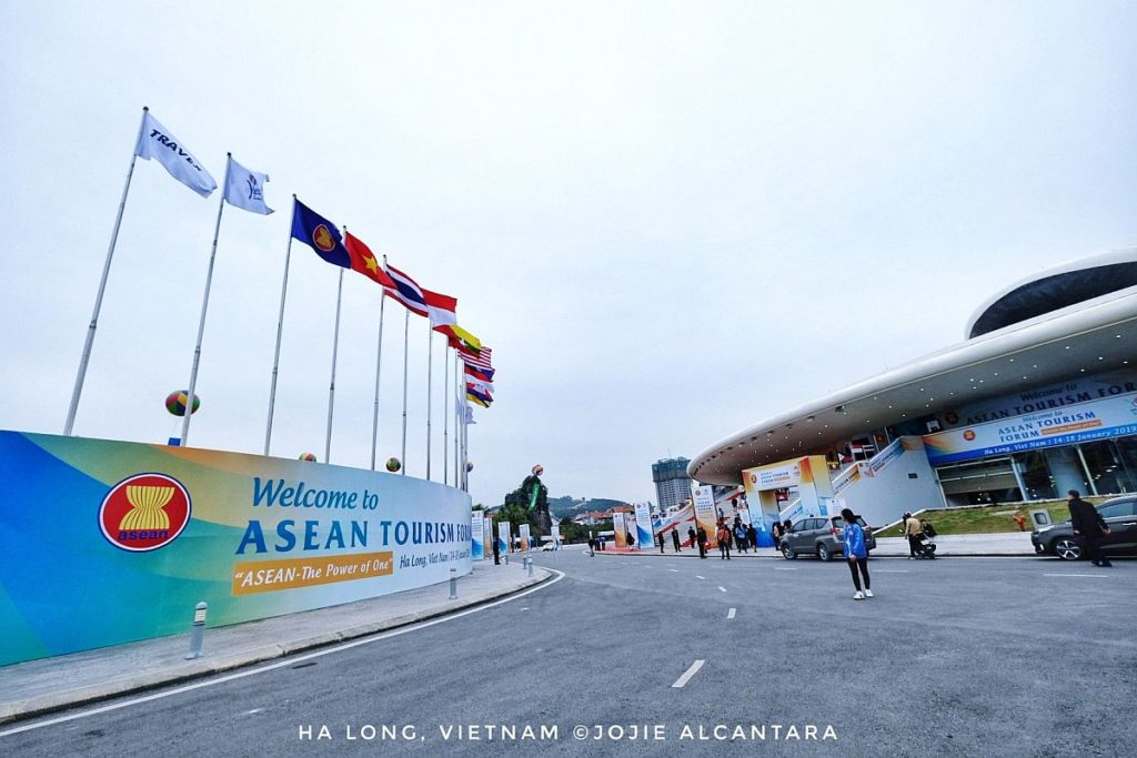 Quang Ninh Exhibition of Planning and Expo Center (QNEPEC) © Jojie Alcantara