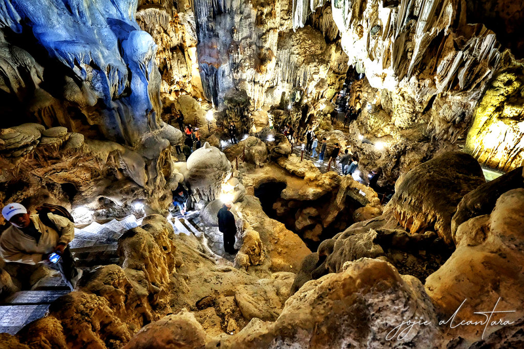 Thien Cung Cave (Heavenly Palace Cave) © Jojie Alcantara